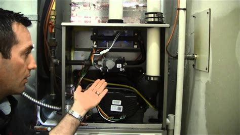 carrier infinity  gas furnace columbus  youtube