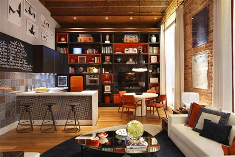 loft decor open plan loft with whimsical decor idesignarch