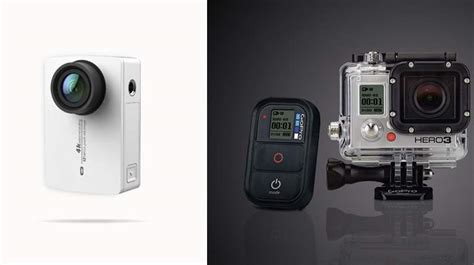 Kamera Xiaomi Vs Gopro by Xiaomi Yi 4k Vs Gopro 4 Black Edition Ngelag
