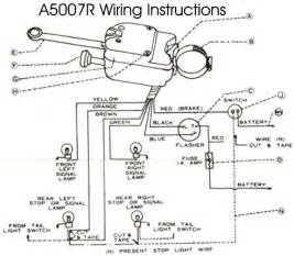 universal turn signal wiring diagram find here special you are looking for a circuit that is