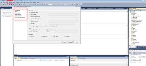 tutorial web application visual studio 2010 asp net visual studio 2010 convert website project to