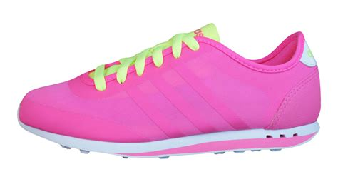 Adidas Originals Neo Groove Tm Pink adidas neo groove tm womens trainers shoes pink at galaxysports co uk