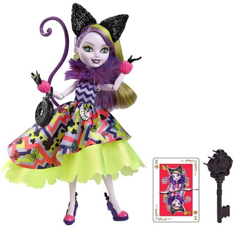 imagenes de kitty ever after high ever after high kitty cheshire al pa 237 s de las maravillas