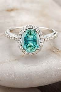 colored rings 25 best ideas about colored engagement rings on