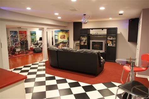 cool finished basements 8 cool basement ideas you must try