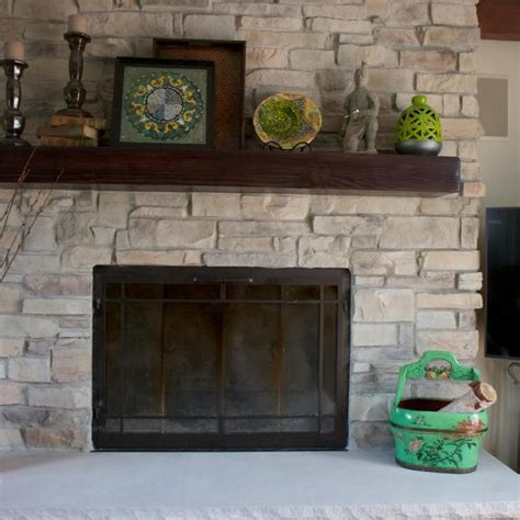 Mountain Stack Stone Fireplace Pictures North Star Stone Stacking Fireplace