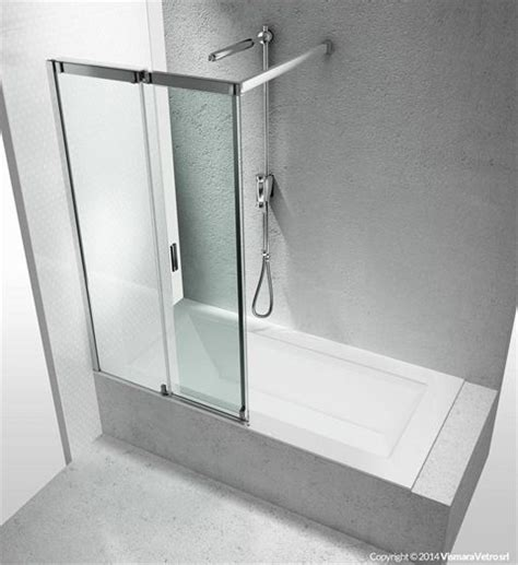 parete vasca scorrevole vasche vr apertura scorrevole