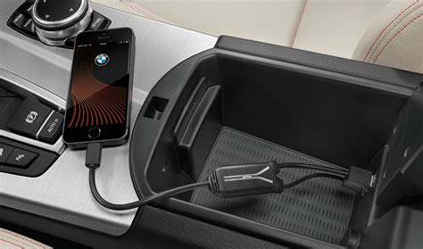 bmw  adapter fuer apple ipod iphone     lightning connector leebmannde