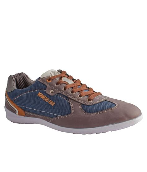 numero uno blue casual shoes price in india buy numero