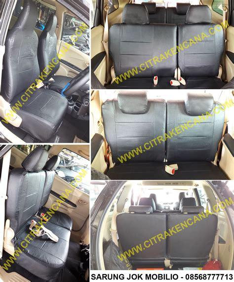 Sarung Jok Mobil Honda Mobilio 5 jual sarung jok honda mobilio citra kencana