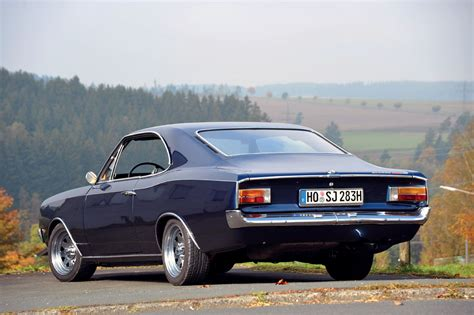 Opel Coupe by Opel Rekord Coupe Image 36