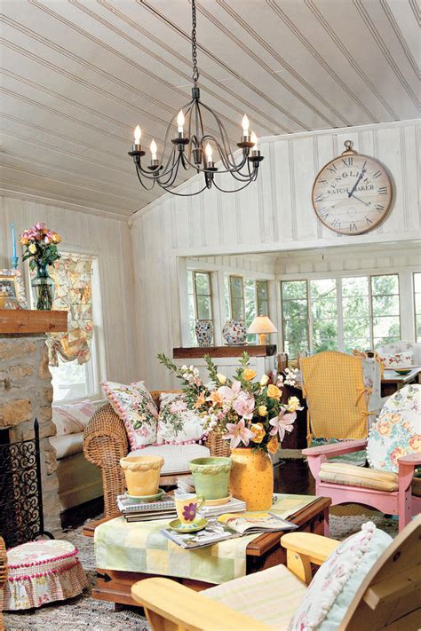 simple cottage living room for home decor ideas with cottage country farmhouse design very best cottage style