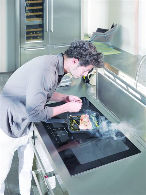 cucinare con induzione induzione nuove regole in cucina ambiente cucina