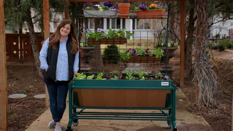 lgarden original raised bed planter giveaway