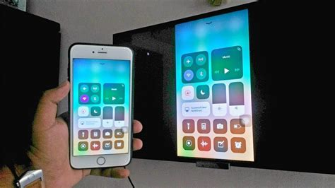 Iphone To Tv How To Screen Mirror Iphone To Sony Bravia Android Tv Cast Android Mobile To Smart Tv