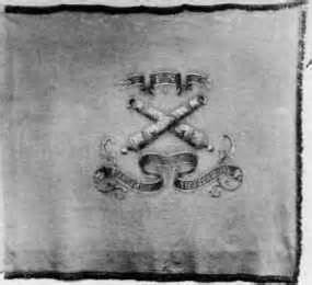 the army of the potomac headquarters flags mine creek