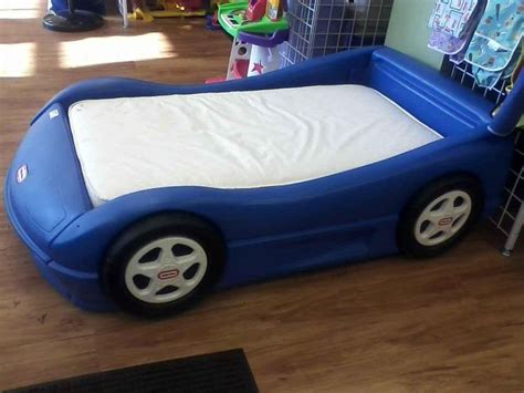little tikes blue car toddler bed 17 best ideas about race car bed on pinterest car bed