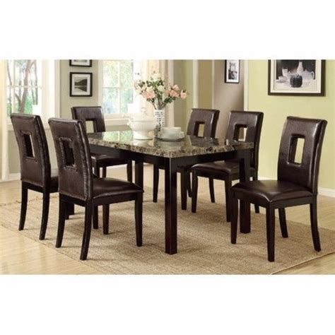 7pc dining room sets 7 piece dining room set under 500 that will surprise you