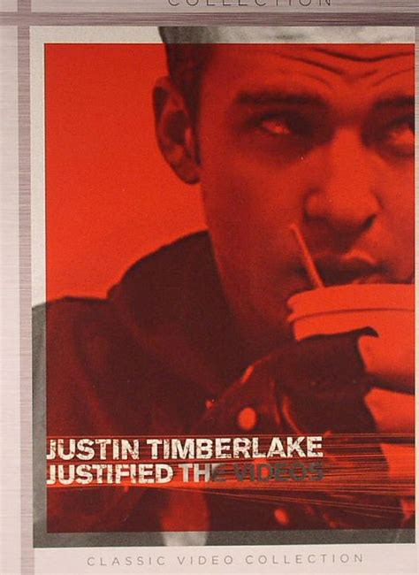 Justin Timberlake Lends His Support To by Timberlake Justin Justified The Vinyl At Juno