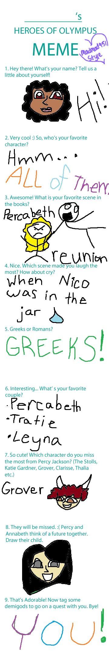 Heroes Of Olympus Memes - heroes of olympus meme on percy jackson memes deviantart