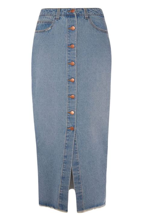 Rok Denim Maxi Skirt the best primark skirts in store now look
