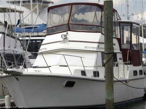carver boats for sale north carolina carver 3607 aft cabin in north carolina power boats used