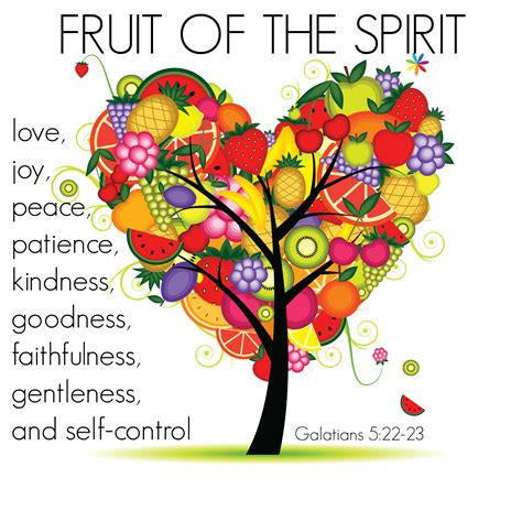 9 fruit of the spirit fruit of the spirit play it by ear