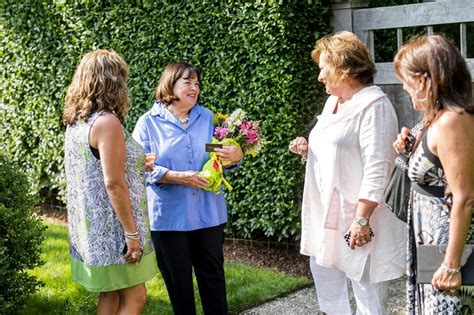 where does ina garten live zen ing out with the barefoot contessa wsj