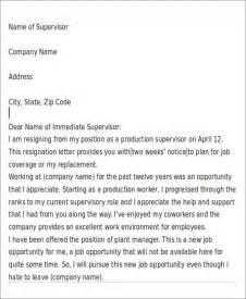 immediate resignation letter no notice resignation letter immediate resignation letter template