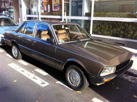france peugeot 100 peugeot 505 in france he won u0027t junk it