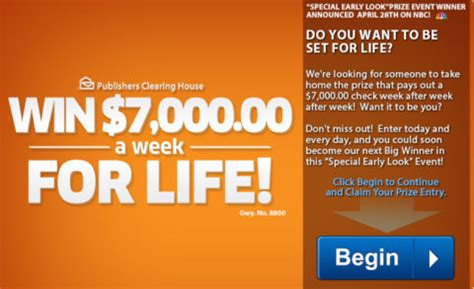 Taxes On Pch 7000 A Week For Life - 7 ways to win 7 000 00 a week for life pch blog