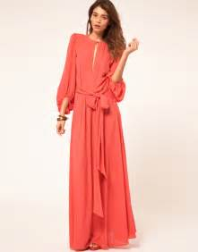 sleeve maxi dress sleeve chiffon maxi dress