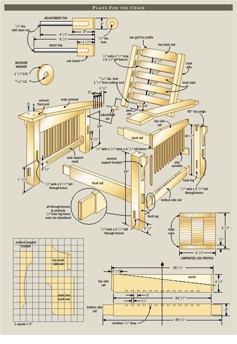 wood picnic table plans morris chair plans metric