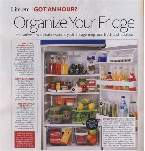 organize organise is your refrigerator always a mess find out how to store