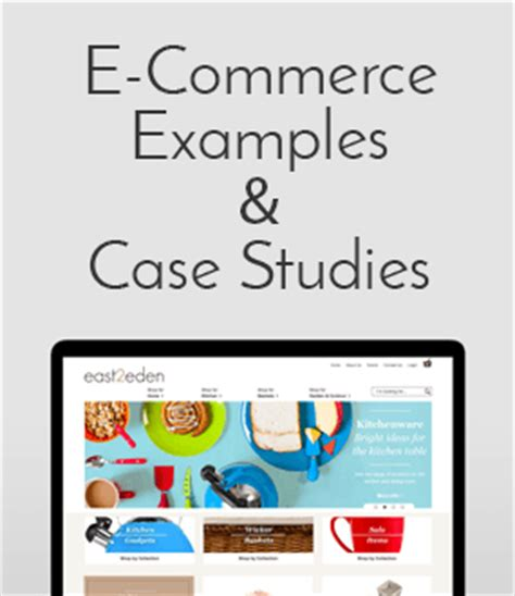 examples of ecommerce success | 5 inspirational case