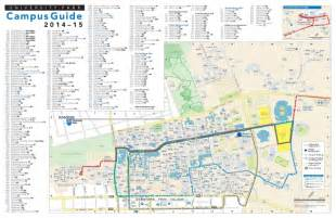 Penn State University Campus Map by Psu Map 2014 Calendar Template 2016