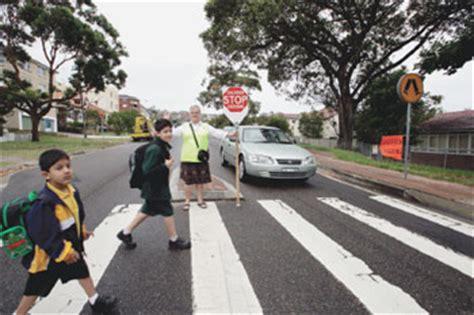 at the crossing school crossing supervisor program schools staying