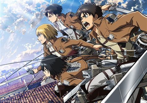 anime attack on titan anime review attack on titan 2013 ctrl geekpod