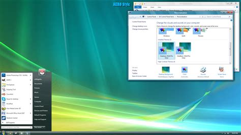 desktop themes vista windows vista theme vs for windows 8