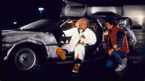 Watch back to the future short film sees doc brown returning to 2015