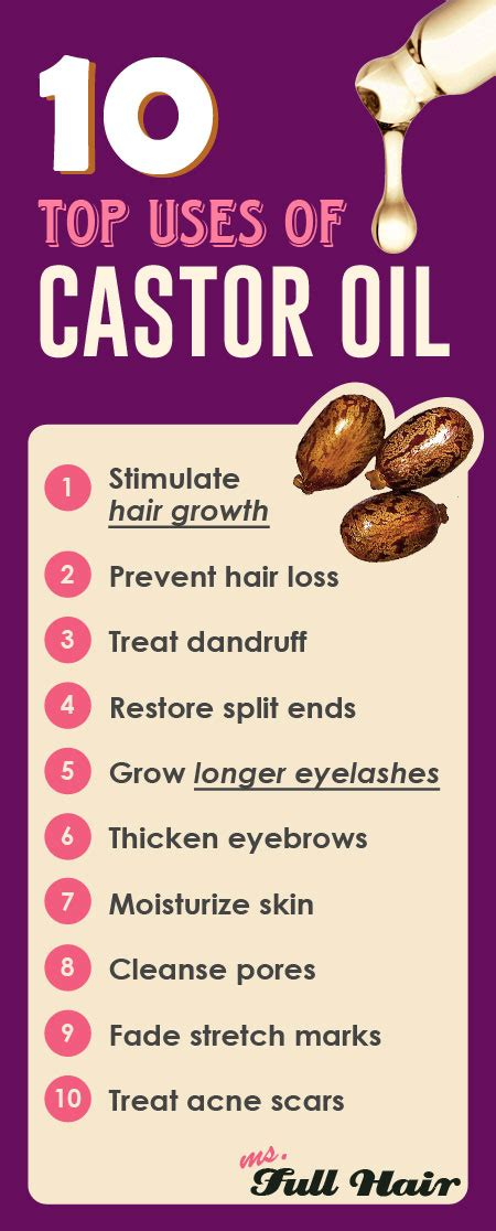 uses and applications for castor oil benefits of castor what s the best castor oil for hair growth 4 brand is