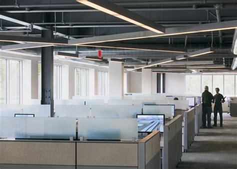 Office Tour Autodesk Offices Waltham Ma Open Ceiling