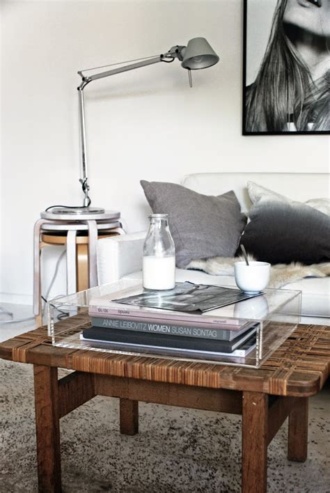 coffee table styling decordots pella hedeby