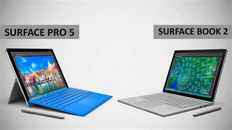 Microsoft Surface Pro 5 microsoft surface pro 5 and surface book 2 leaked release date and specs neurogadget