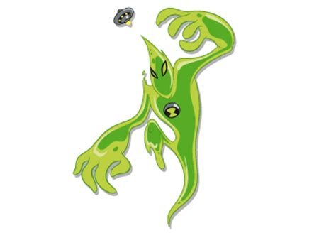 Af Green Ultima ben 10 goop pictures to pin on pinsdaddy