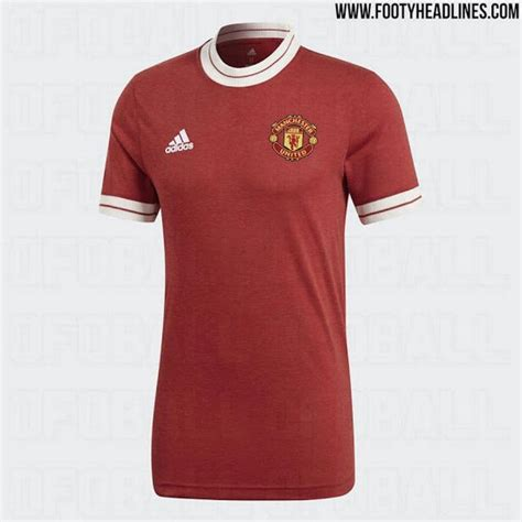 jersey leaked mu leaked image reveals potential new united kit and it