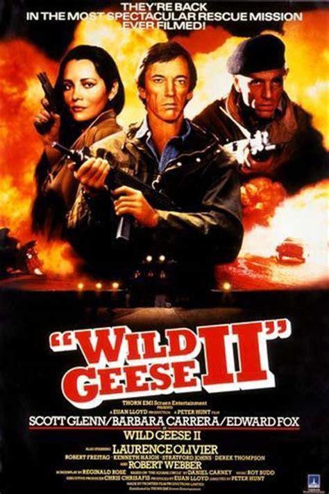 cinema 21 wild i quattro dell oca selvaggia 2 1985 mymovies it