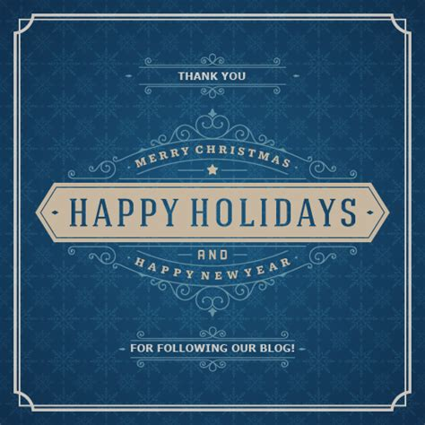 End Of Year Thank year end thank you to our readers squared away