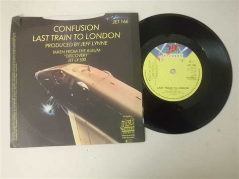 Electric Light Orchestra Last Train To London Roots Vinyl Guide