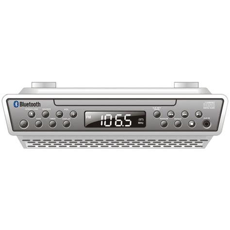cabinet radio bluetooth cabinet bluetooth radio soundmaster eliteline ur2195si